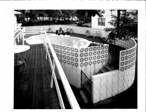 First Award-Winning pool built by Victor S. Lehmann