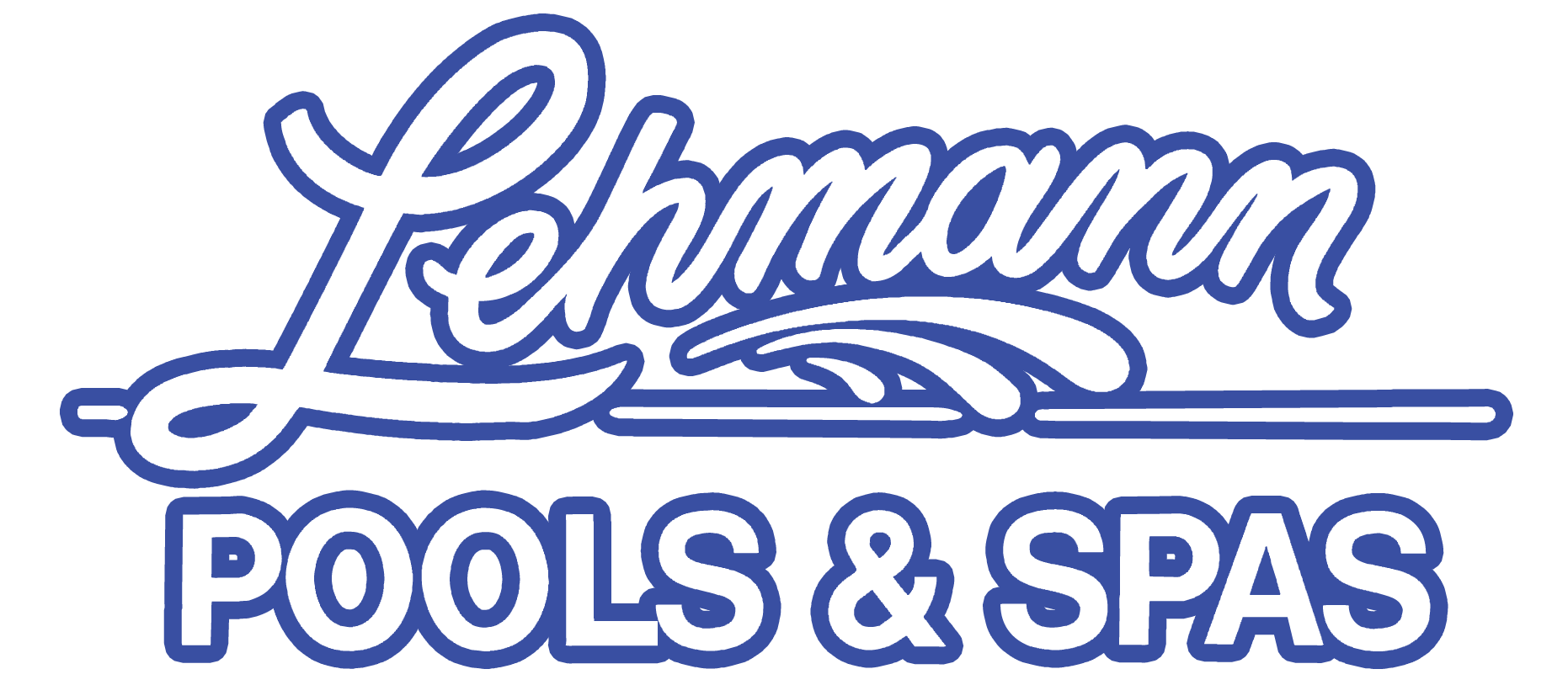 Lehmann Pools & Spas Logo